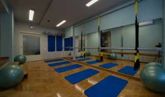 Bodywise studio – Main room