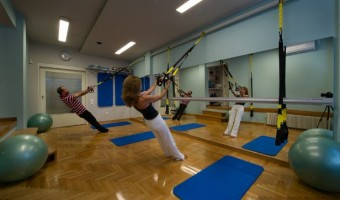 Bodywise studio – TRX training
