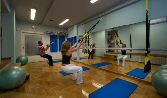 TRX exercises – Bodywise Studio